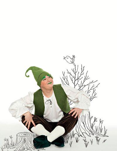 Elfų Slėnio Personažas Elfas